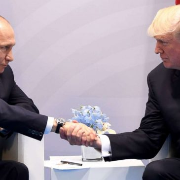 Putin And Trump vs The New World Order: The Final Battle